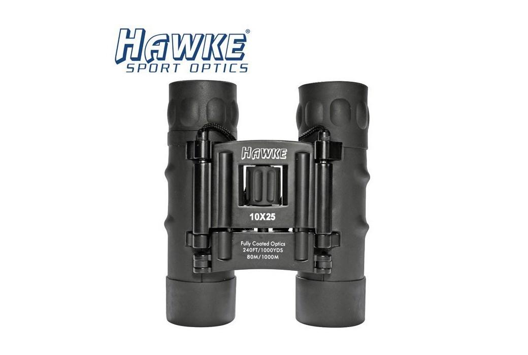 BINÓCULOS HAWKE COMPACT 10X25