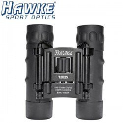 HAWKE COMPACT BINOCULARS 12X25