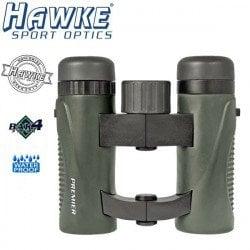 HAWKE PREMIER OH BINOCULARS 12X25 GREEN