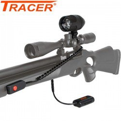 TRACER TRI-STAR LED GUN LIGHT 200m 1200 Lumens