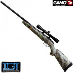 AIR RIFLE GAMO CAMO ROCKET IGT 4X32