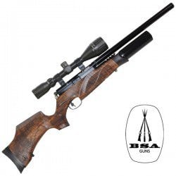 AIR RIFLE BSA PCP R-10 MK2