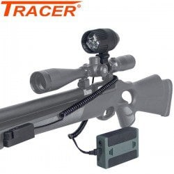 TRACER TRI-STAR PRO LED GUN LIGHT 300m 1600 Lumens