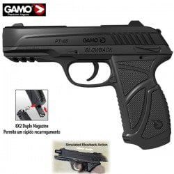 AIR PISTOL GAMO PT-85 BLOWBACK