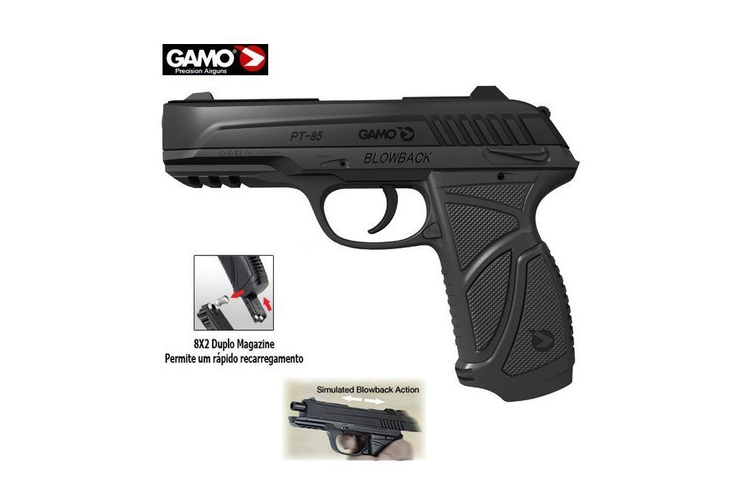 GAMO PT-85 BLOWBACK