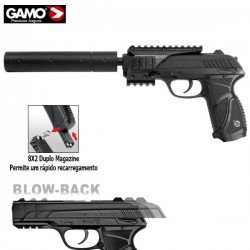 AIR PISTOL GAMO PT-85 BLOWBACK SOCOM
