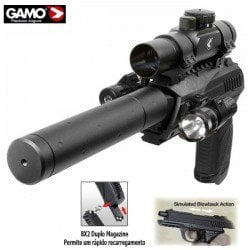 AIR PISTOL GAMO PT-85 BLOWBACK TACTICAL