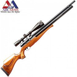 AIR ARMS S510 TC XTRA FAC WALNUT AMBI