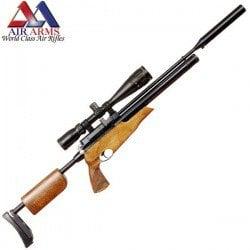 CARABINE AIR ARMS S410 TDR WALNUT