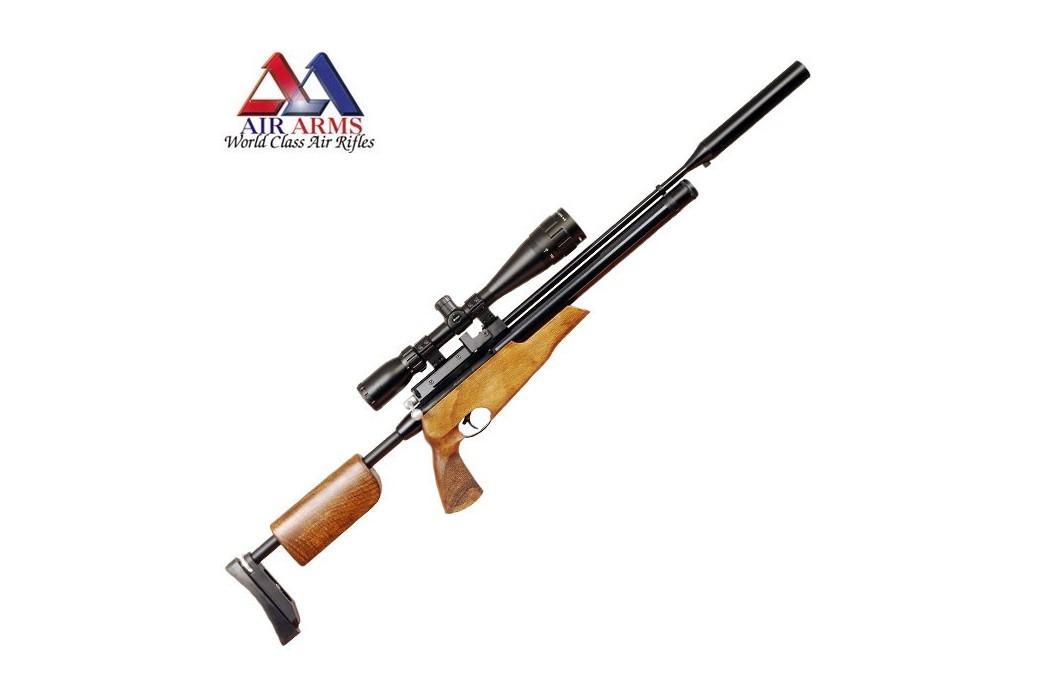 AIR ARMS S410 TDR WALNUT