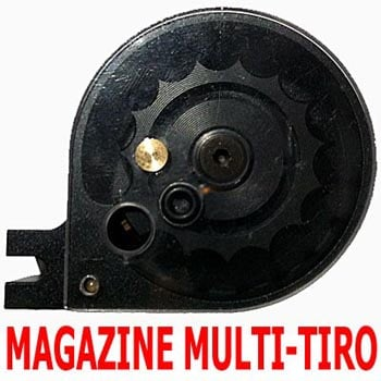 Magazine Multi-Tiro