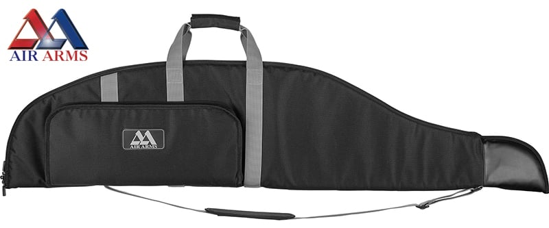 AIR ARMS 122CM RIFLE + SCOPE GUN BAG