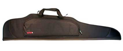 GAMO 125CM LUXE BLACK GUN BAG