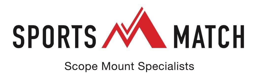 Sportsmatch AOP56 30mm 9-11mm regolabile Regolazione della DERIVAZIONE//elevazione ad alta portata 1pc Mount