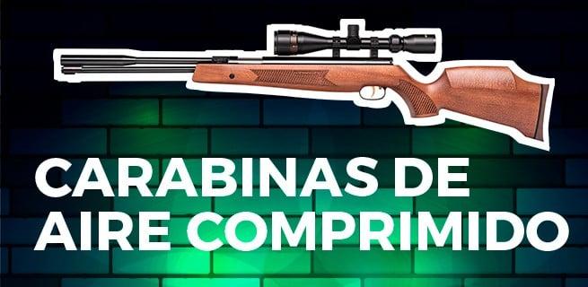 CARABINAS AIRE COMPRIMIDO