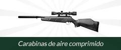 CARABINAS DE AIRE COMPRIMIDO