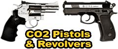 CO2 Pistols | Revolvers