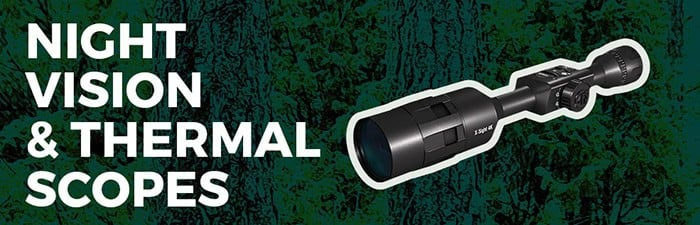 NIGHT VISION | THERMAL SCOPES